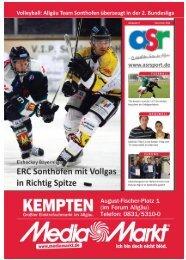 ASR Sport Ausgabe November 2012 - Allgäu Sport Report