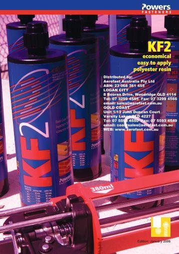 Powers KF2 Data - Aerofast Australia