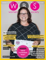 WBS Magazine - Issue 2
