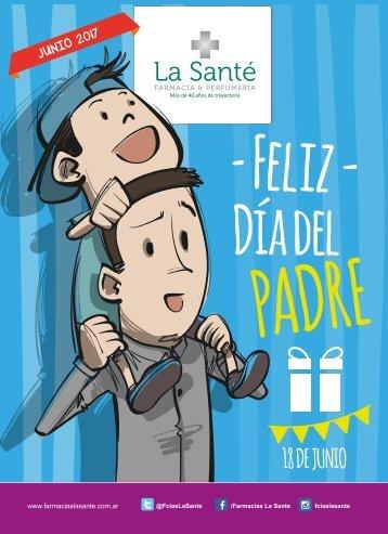 Revista La Sante mes de junio