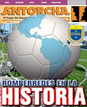 Antorcha Deportiva 271