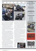 RideFast Magazine July 2017 issue - Page 4