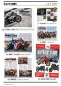 RideFast Magazine July 2017 issue - Page 6