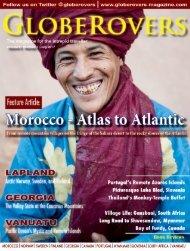 Globerovers Magazine - July 2017