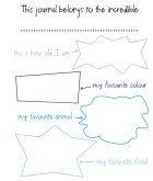 Gratitude Journal - Page 2