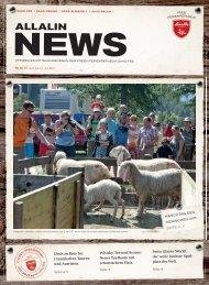Allalin News Nr. 9/2017