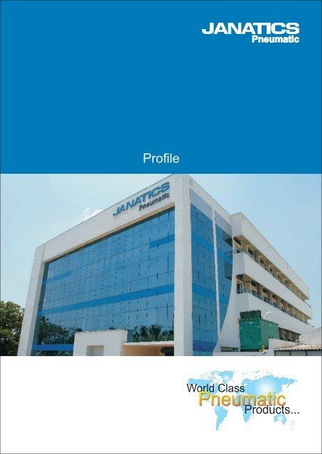 Company Profile - Janatics