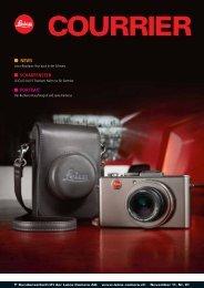 Courrier Nr. - Leica Camera AG