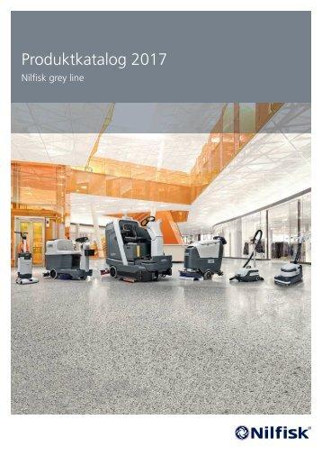 Katalog Nilfisk grey line 2017 - Kenel Flächentechnik