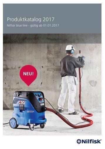 Katalog Nilfisk blue line 2017 - Kenel Flächentechnik