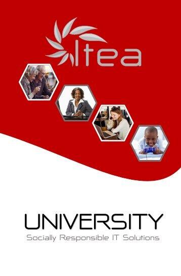 ITEA Brochure