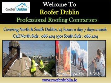 Residential Roof Repair in Dublin