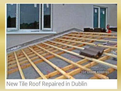 Residential Roof Repair in Dublin
