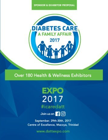 DATT 2017 EXPO Proposal Booklet