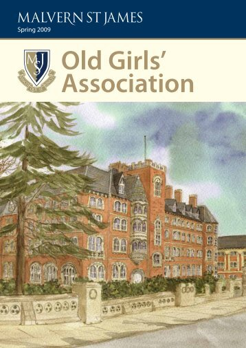 Old Girls' Association - Malvern St James