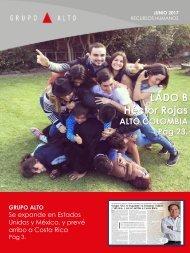 Revista Grupo ALTO JUNIO 2017