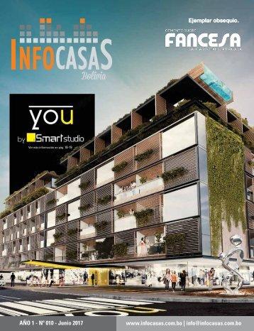 Revista InfoCasas Bolivia Junio 2017