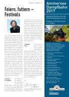 SchlossMagazin Fünfseenland Juli 2017 - Seite 3