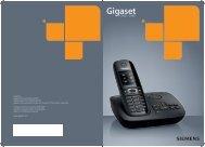 Gigaset C590/C595 - Cordless Phones - UK.com