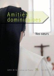 Amitiés dominicaines 75