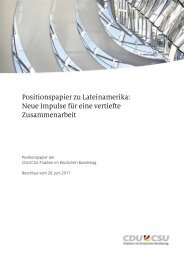 170621Positionspapier - Lateinamerika