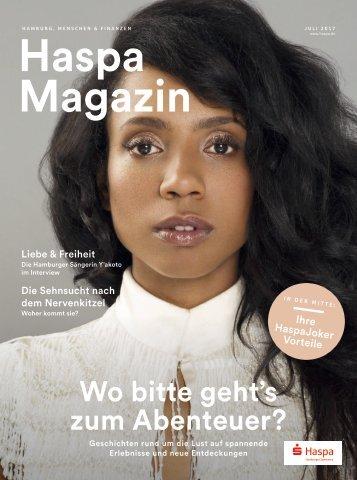 Haspa Magazin 02/17