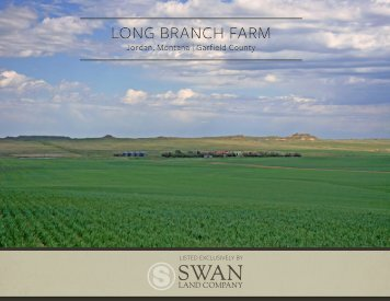 Long Branch Farm Offering Brochure and Maps