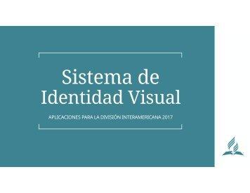 Sistema de identidad visual IAD