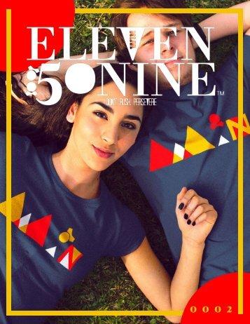 Eleven:50Nine July 2017