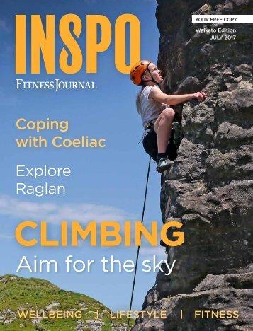 INSPO Fitness Journal July 2017