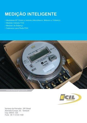 ARQ. 01 - Medidores Inteligentes