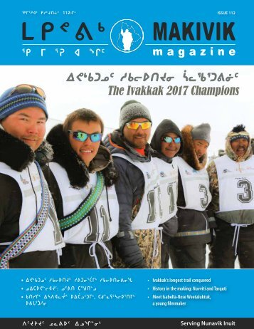 Makivik Magazine Issue 112
