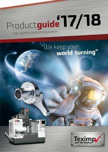 Teximp Product guide English