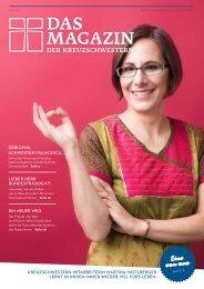 Kreuzschwestern-Magazin Ausgabe 02/2017