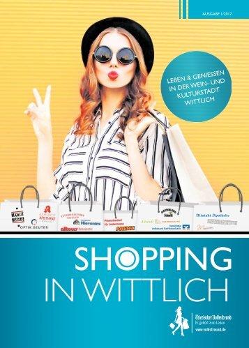 Shopping in Wittlich 06/2017