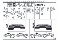 Aufbauanleitung Cesaro U_5-4-2017