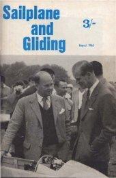 Volume 14 No 4 Aug 1963 - Lakes Gliding Club