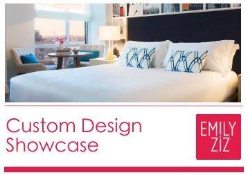 Emily Ziz Custom Design Showcase