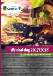 EDEKA Cramer Weinkatalog 2017/2018