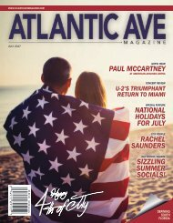 Atlantic Ave Magazine Juy 2017