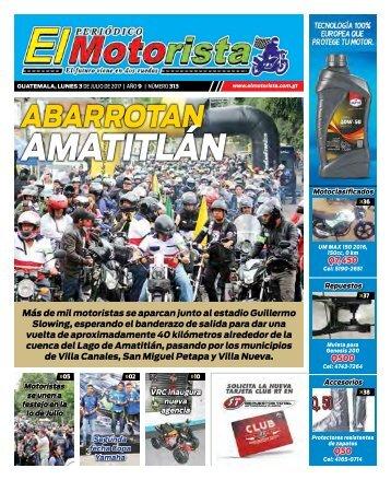 ELMOTORISTA E313