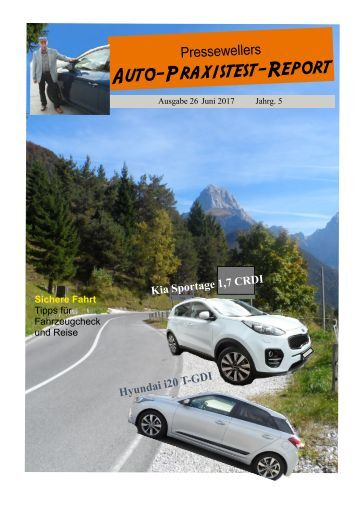 Auto-Praxistest-Report 26