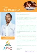 The Fountain Magazine Issue 01, August 2013 - Page 3