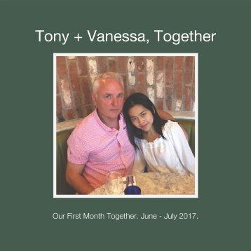 photobook tony + van