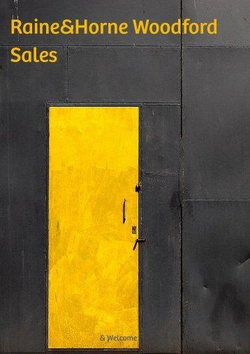 SALES Booklet R&H Woodford
