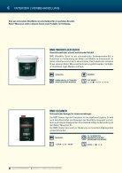 Rubio Monocoat Produktkatalog - Page 6