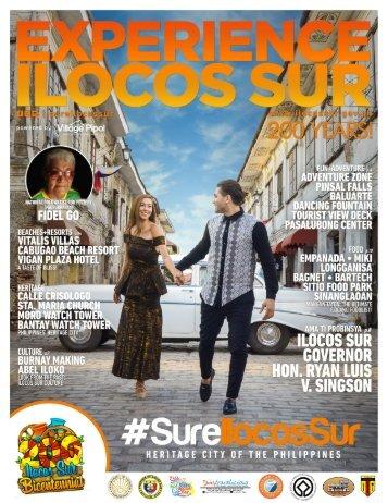 JUNE: Experience Ilocos Sur