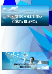 Costa Blanca Business Solutions