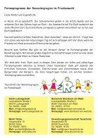Ferienprogramm 2017 Rennsteigregion im Frankenwald - Seite 2