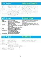 Ferienprogramm 2017 Rennsteigregion im Frankenwald - Seite 5